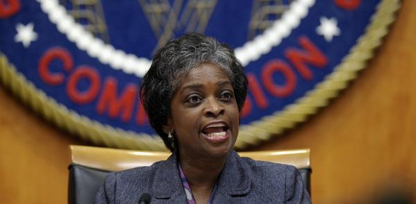 Mignon Clyburn is acting chairwoman for the FCC.