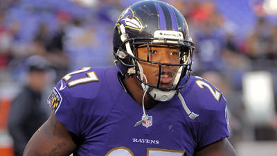 Ray Rice practices for second straight day; Marlon Brown, Shaun…