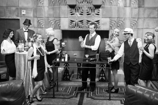 The Arizona Biltmore's Mystery Room, a re-created secret speak-easy, will appeal to modern-day flappers.
