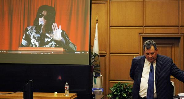 Michael Jackson lawsuit against concert promoter AEG Live LLC