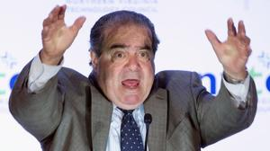 Scalia: What do I know about NSA spying?