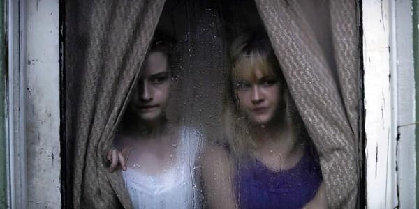 """Julia Garner, left, and Ambyr Childers in """"We Are What We Are."""""""