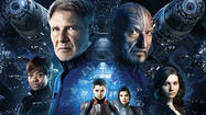 'Ender's Game' TV spot features alien battle scenes in space