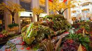 Las Vegas: Palazzo's eco-friendly atrium goes green(er)