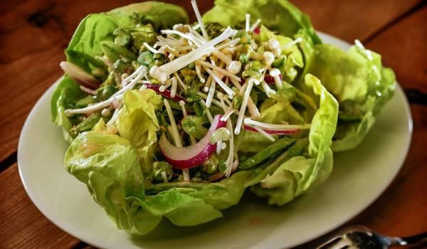 Gaijin salad