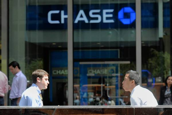 """Richard Cordray, the director of the Consumer Financial Protection Bureau, said that in many cases, Chase """"never received the necessary authorization from customers"""" to sign them up for credit monitoring, which could run as much as $12 a month. Above, Chase headquarters in New York."""