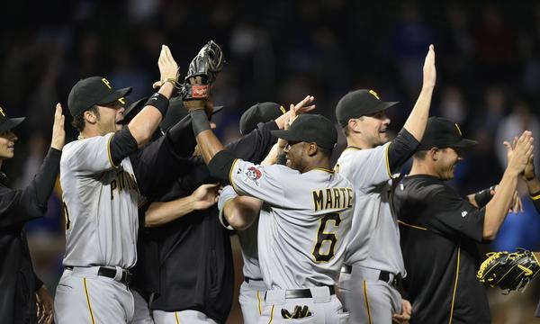 The Pittsburgh Pirates are back in the playoffs for the first time in 21 years.