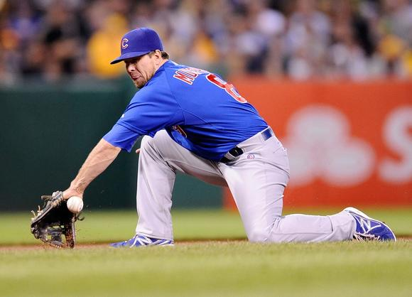 Cubs' Donnie Murphy