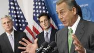 As GOP infighting persists, threat of government shutdown heightens