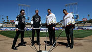 NHL is hoping for a picture-perfect setting at Dodger Stadium game