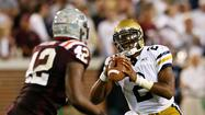 Virginia Tech's Logan Thomas and defense lead way to 17-10 win at Georgia Tech