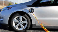City to unveil electric car charging stations at War Memorial Plaza