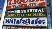 Zombie Survival store preparing for undead apocalypse