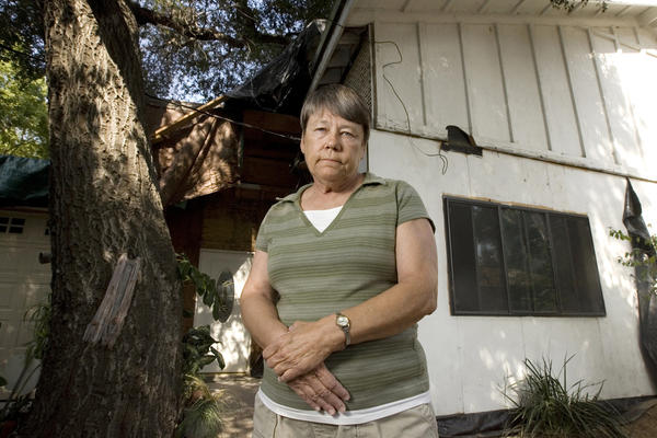 Judy Shea is trying to fight the city after suing her and asking the court to appoint a receiver to take over her Glendale home. The city has ordered Shea to obtain permits for rebuilding her home, but the Design Review Board keeps denying her home redesign. Without their approval, permits cannot be obtained.