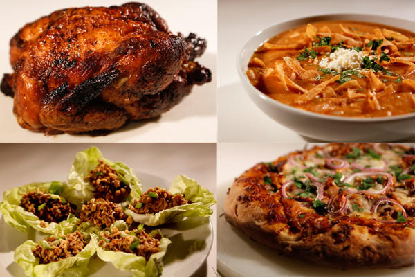 rotisserie chicken recipes