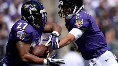 Ray Rice practices for third day in a row, Pernell McPhee retur…