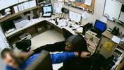 Walgreens robber pistol-whips employee