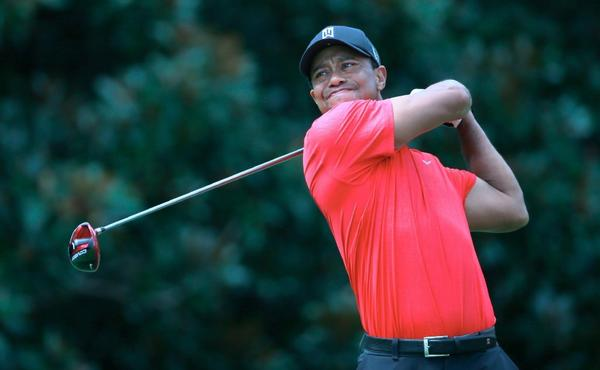Tiger Woods was voted PGA Tour player of the year for the 11th time.