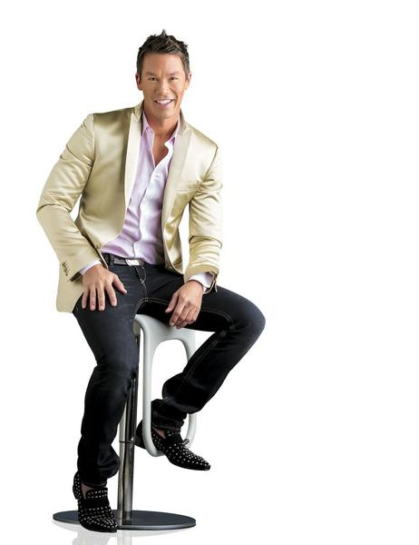 HGTV's David Bromstad will host a fundraiser Oct. 18 for The Salvation Army of Broward.