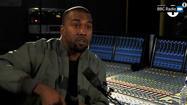 Video: Kanye's Twitter rant against Kimmel