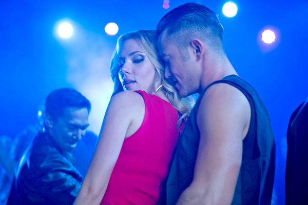 "Scarlett Johansson and Writer/Director Joseph Gordon-Levitt star in Relativity Media's ""Don Jon."""