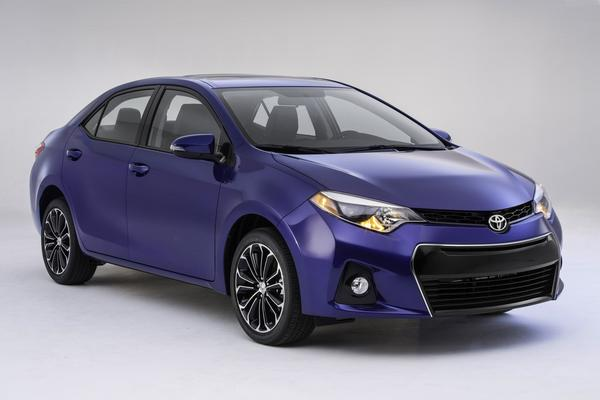 Toyota plans to export the U.S.-built version of the new generation Toyota Corolla to Latin America.