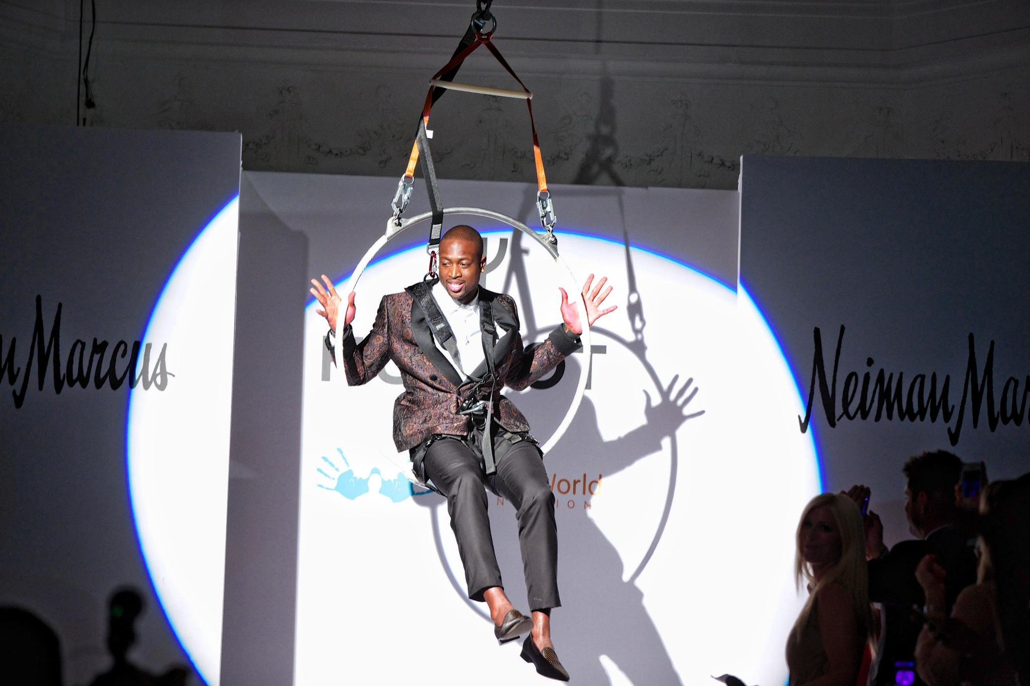 dwyane wades fashion show southfloridacom