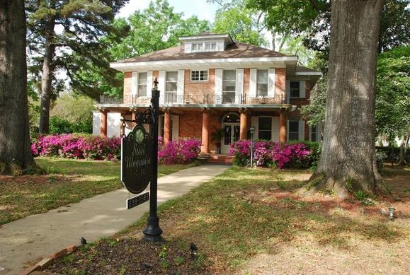 The house, built in 1840, has been a bed and breakfast for about a decade.