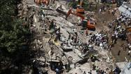 At least 13 killed, many injured in building collapse in India