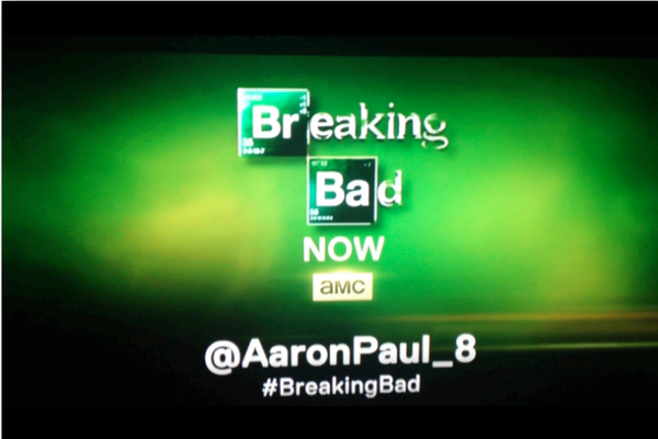 "Aaron Paul, who plays Jesse Pinkman on ""Breaking Bad,"" has become a Twitter all-star by live tweeting episodes."