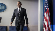 Obama: GOP is 'grandstanding' after Senate passes spending bill