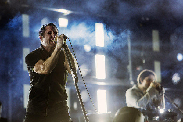 Nine Inch Nails is to kick off its Tension 2013 tour Sept. 28 in St. Paul, Minn.