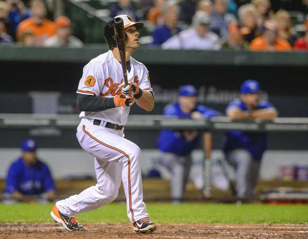 Brian Roberts has spent 13 years in the major leagues, all with the Orioles. His future with the club after this season is in doubt.