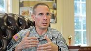 Foley, new Fort Meade commander, braces for more cuts