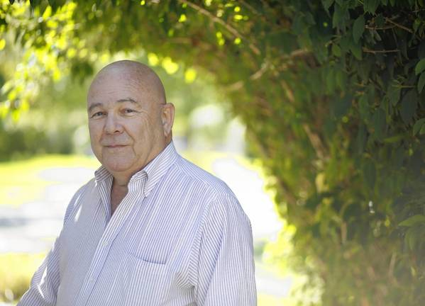James Gottreich is the parish council president of Sts. Peter and Paul Greek Orthodox Church in Glenview.