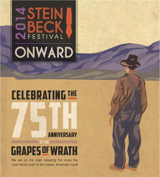 "The National Steinbeck Center in Salinas, Calif., is embarking on a cross-country road trip in honor of ""The Grapes of Wrath."""