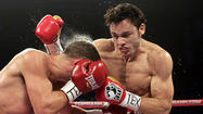 Julio Cesar Chavez Jr. gets back into ring with a heavy challenge
