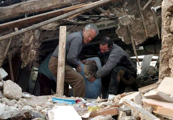 A 2006 quake in L'Aquila, Italy, killed 309 people. Prosecutors blamed earthquake scientists for failing to predict the quake.