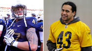 Navy's Maika Polamalu, cousin of Troy Polamalu, eager to live up to family's name