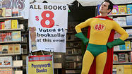 Readers, authors converge for Baltimore Book Festival