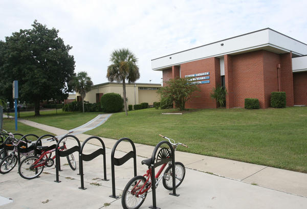 Eustis Heights Elementary is set to receive $14.6 million to go toward rebuilding and renovations on campus.