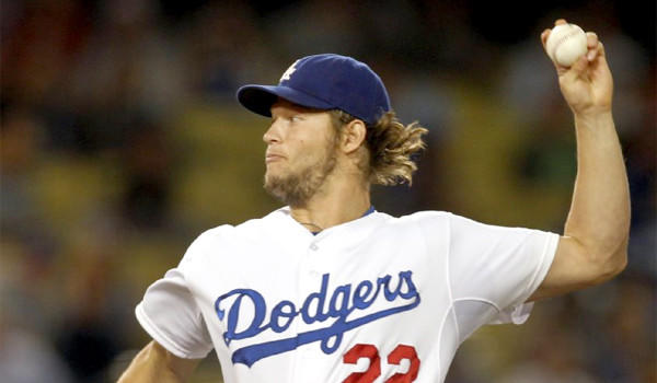 Dodgers ace Clayton Kershaw's earned-run average of 1.83 leads the major leagues. He also leads the National League in strikeouts (232).