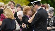 Hundreds mourn Richard 'Mike' Ridgell, Navy Yard victim