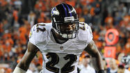 New start for Ravens cornerback Jimmy Smith