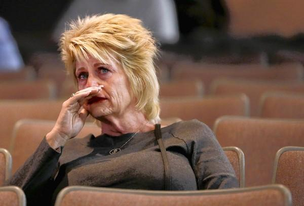 Shari Turbyfill -- stepmother of Travis Turbyfill, a firefighter who was killed in Arizona's Yarnell Hill wildfire -- implored investigators to help make changes so such tragedies can be prevented.