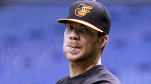 Chris Davis talks about MVO, MVP and contract extension
