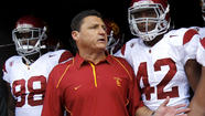 Ed Orgeron will be interim football coach at USC