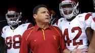 Ed Orgeron will be interim football coach at USC