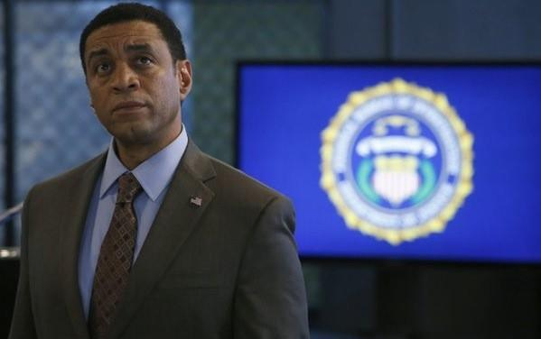 "Harry Lennix stars as FBI Assistant Director Harry Cooper in ""The Blacklist."""