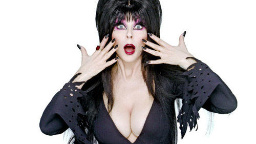 The Mistress of the Dark returns to Knott's after a 12-year absence with the campy and innuendo-filled comedy-and-dance show that made her a Haunt favorite in the 1980s and '90s.